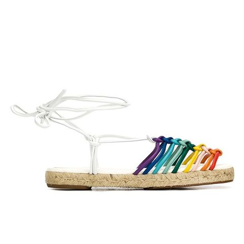 Jamie Rainbow Sandals