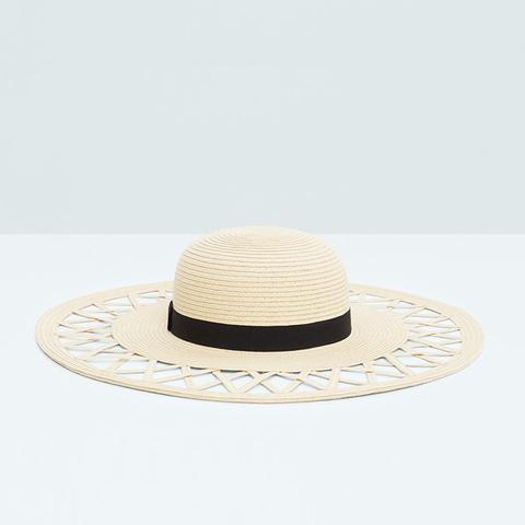 Straw Pamela Hat