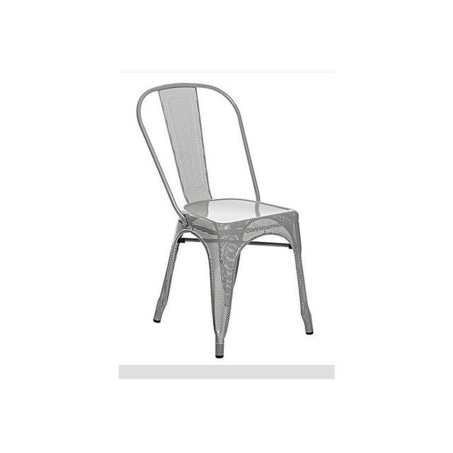 Replica Xavier Pauchard Perforated Dining Chair
