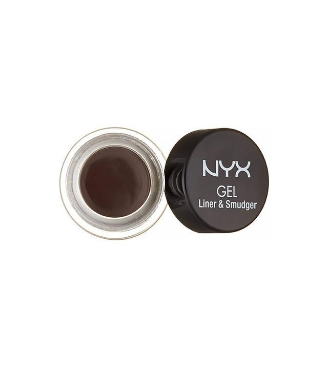 NYX Cosmetics Gel Eye Liner & Smudger