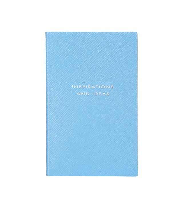 Smythson Inspirations and Ideas Panama Notebook