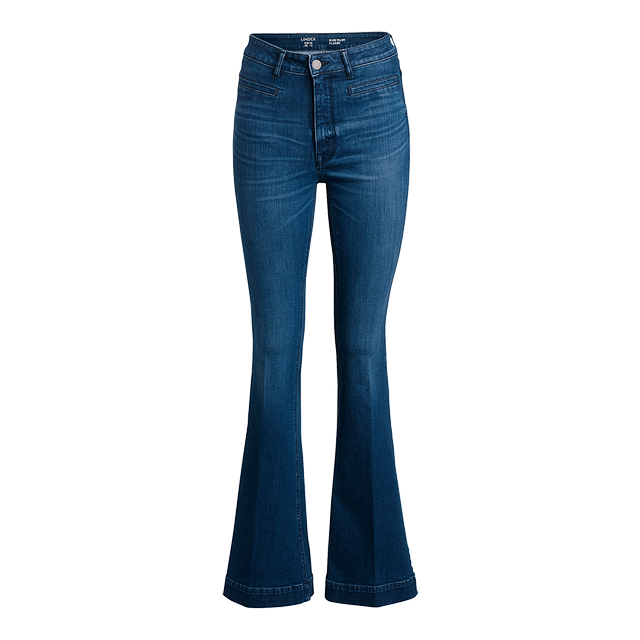 Lindex Flared High Waist Jeans