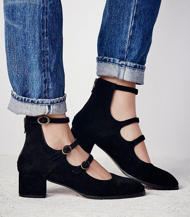Free People Vega Block Heels