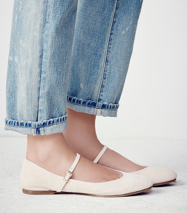 Free People Mary-Jayne II Flats