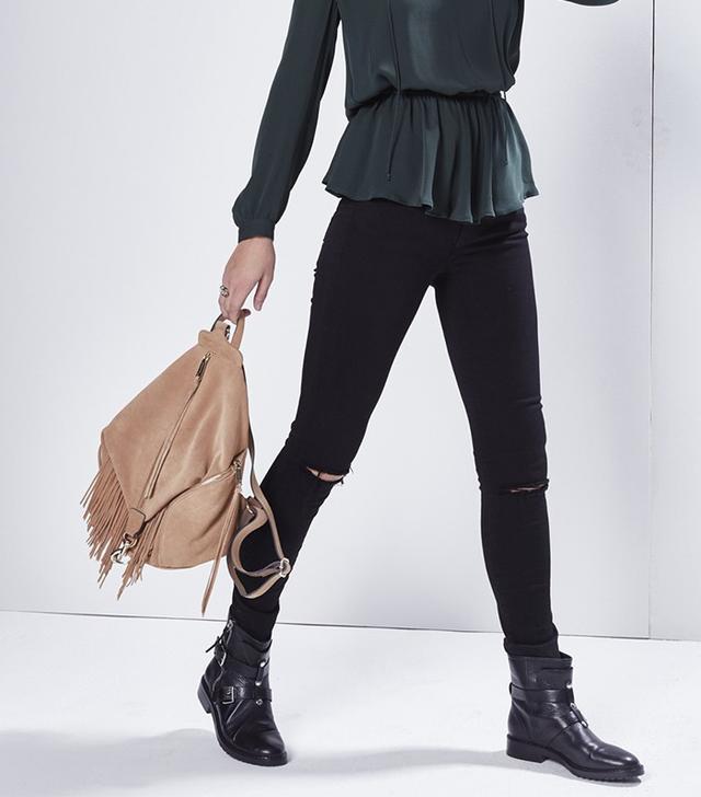 Rebecca Minkoff Midrise Thompson Jeans