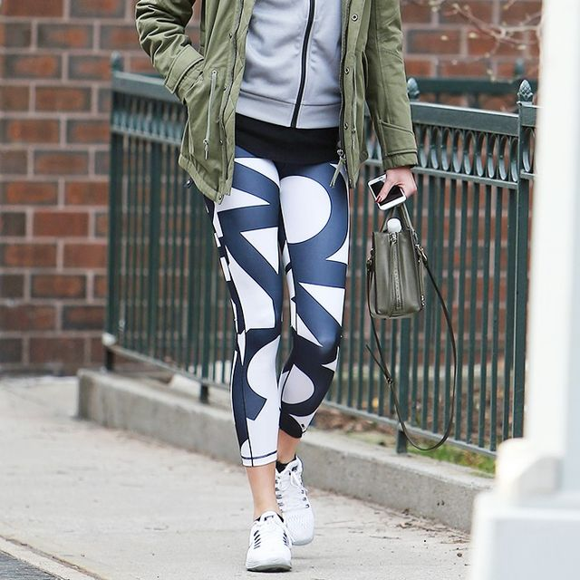 18 Workout Leggings You'll Actually Want to Be Seen In