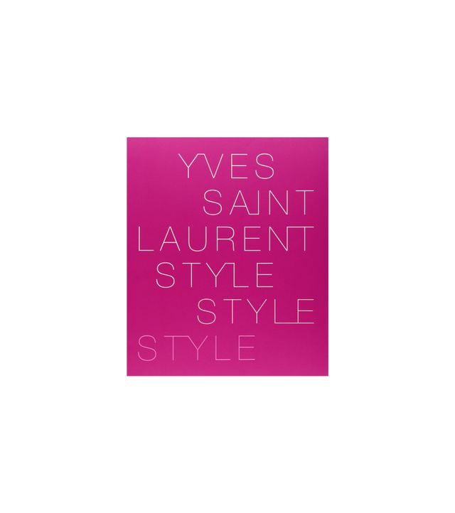 Yves Saint Laurent by  Foundation Pierre Berge