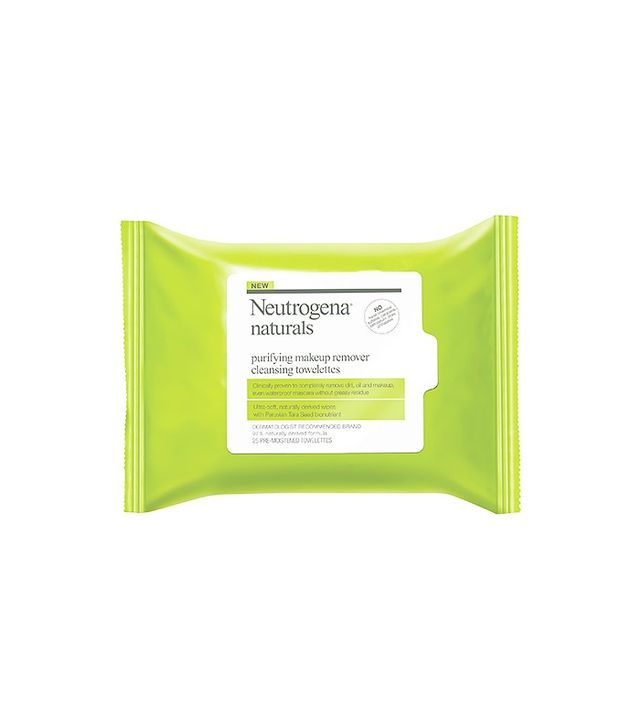 Neutrogena Naturals Purifying Makeup Remover Cleaning Towelettes