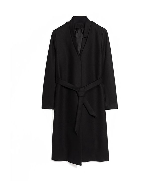 & Other Stories Wool-Blend Coat