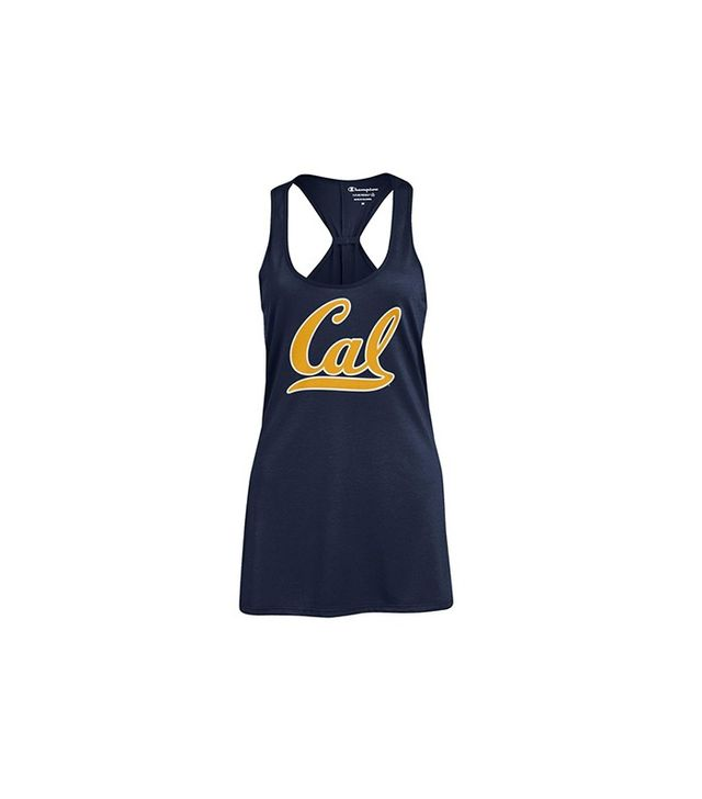 University of California Berkeley Women's Swing Tank Top- Navy