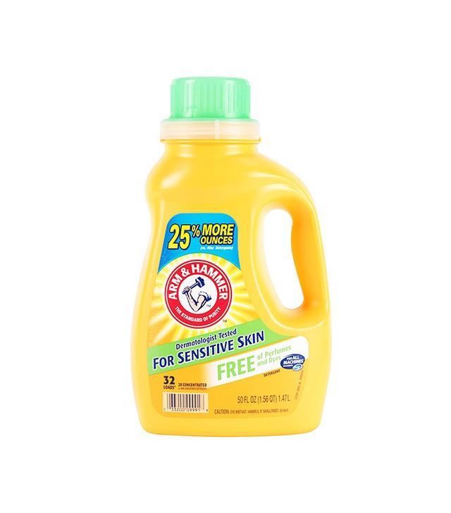 Arm & Hammer Sensitive Skin Liquid Laundry Detergent