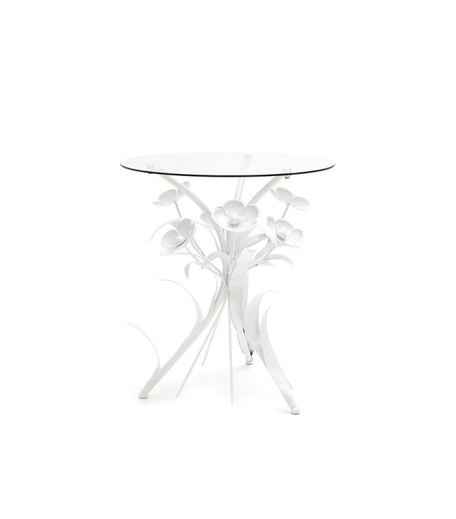 Zara Home Metal Flower Based Table
