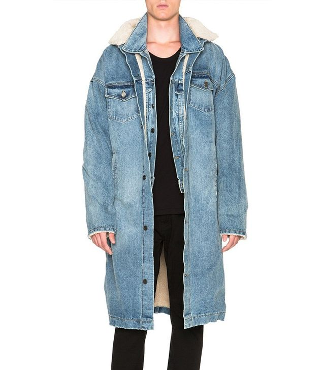 Fear of God Denim Deckcoat