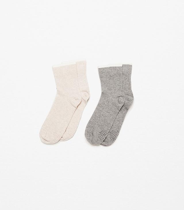 Zara Pack of Yoga Socks