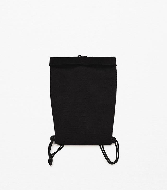 Zara Sports Backpack-Style Bag