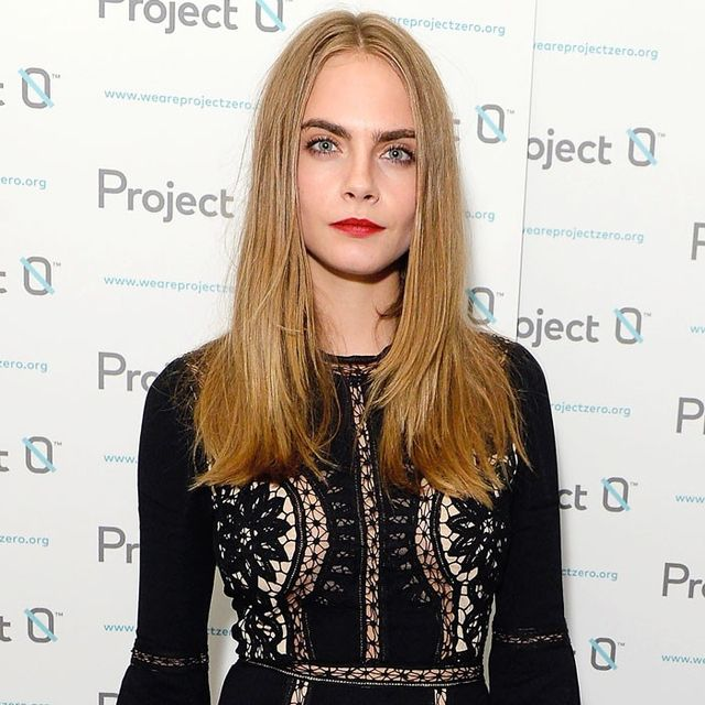 Cara Delevingne Just Wrote an Inspiring Essay on Self-Acceptance