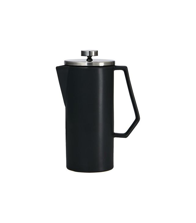 CB2 Ceramic French Press