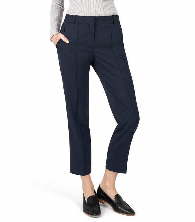 Everlane The GoWeave Crop Trouser