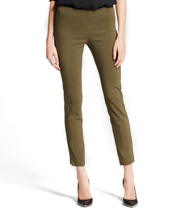 Who What Wear Skinny Crop Pant