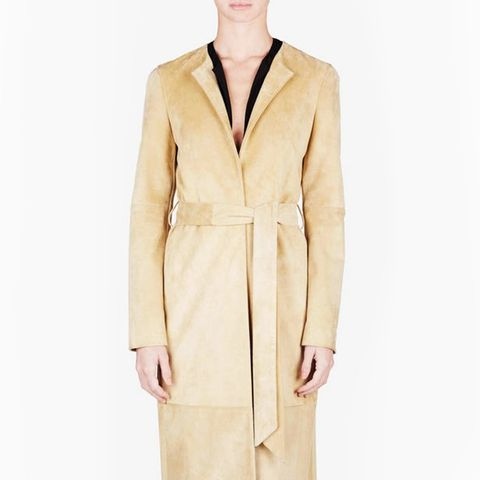 Seamed Trench