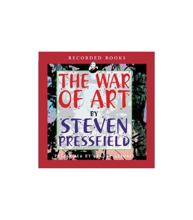 The War of Art by Steven Pressfield