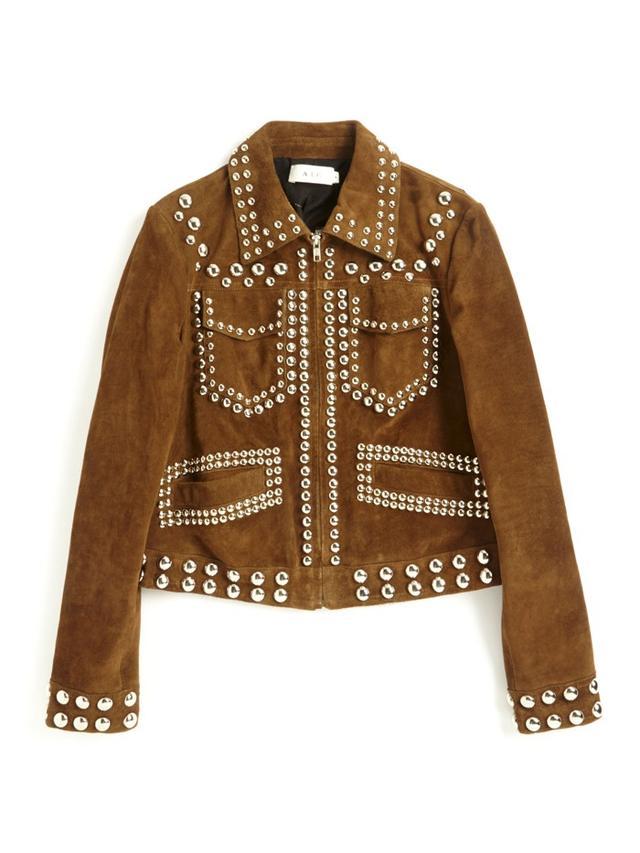 A.L.C. Blaine Stud Jacket