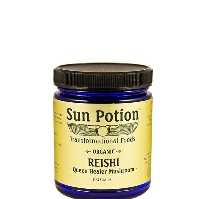 Sun Potion Reishi - The Best Natural Supplements