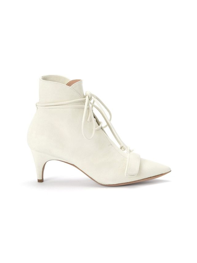 Derek Lam Baden Lace-Up Booties