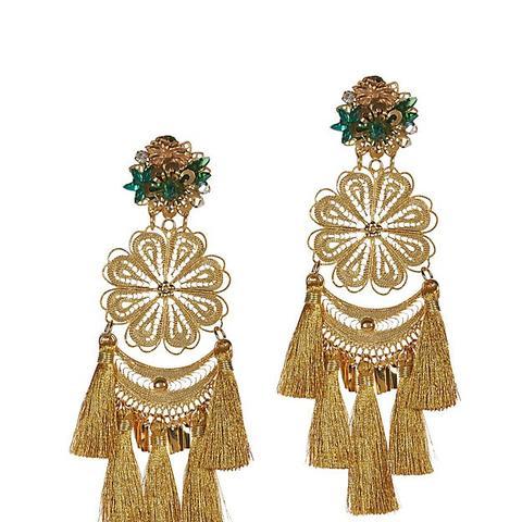 Fiesta Chandelier Earrings