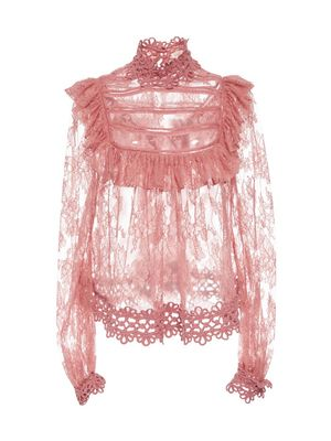 Must-Have: Lace Blouse