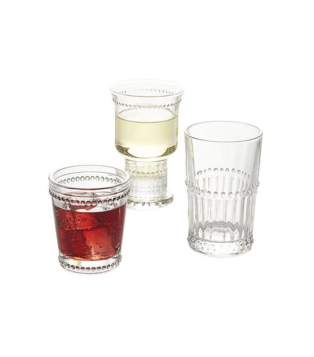 Crate and Barrel Josie Wine Glass