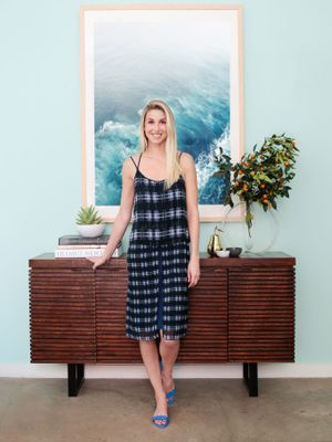 Whitney Port Reveals Her Eclectic Room Makeover