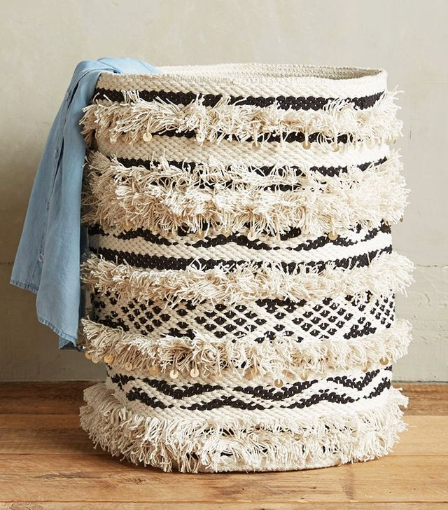 Anthropologie Moroccan Wedding Basket