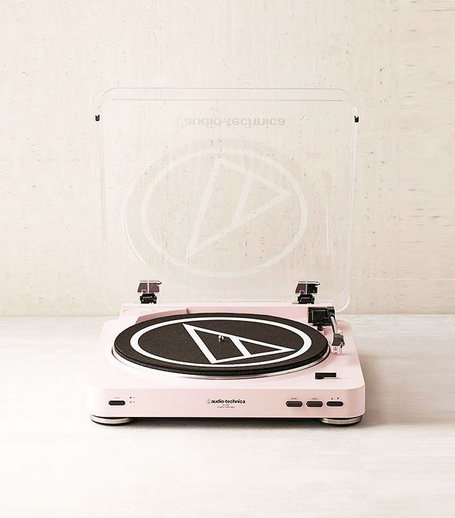 Audio-Technica x UO Vinyl Record Player