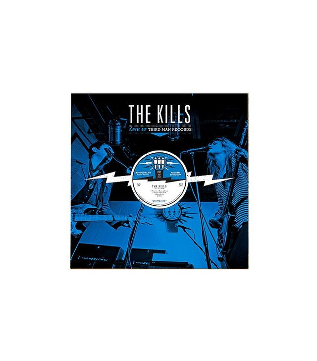 The Kills Live at Third Man Records LP by The Kills