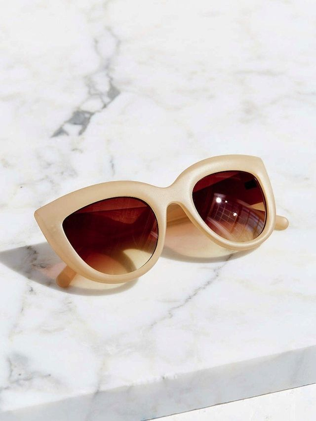 Urban Outfitters Colorfade Cat-Eye Sunglasses