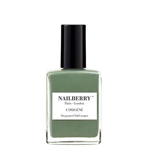 Oxygenated Nail Lacquer in Love You Very Matcha