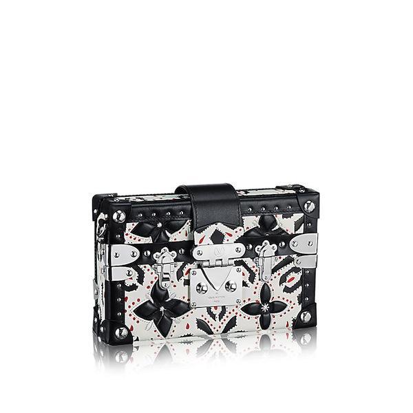 Louis Vuitton Petite Malle Graphic Print Bag