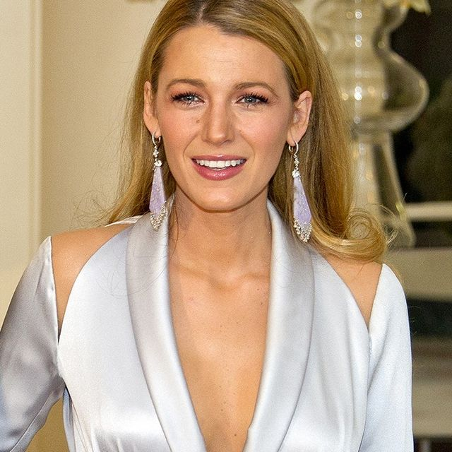 Blake Lively Wore the Biggest Trend of the Season to the White House