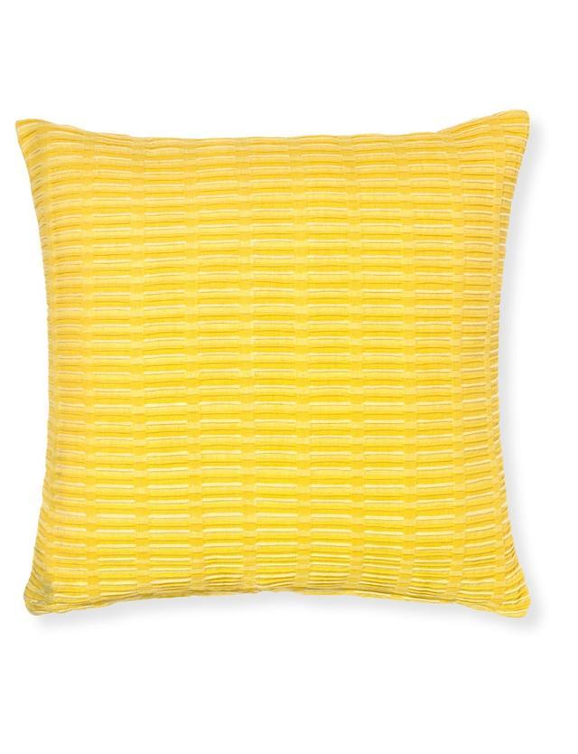 Rapee Sahara Yellow Cushion