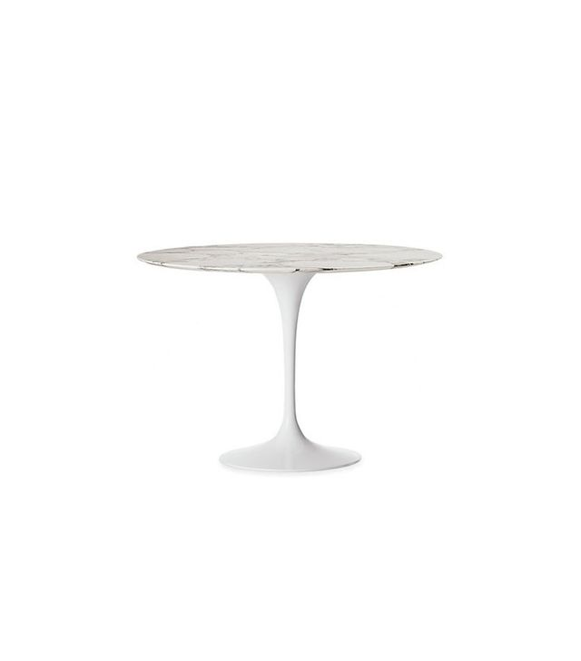 Matt Blatt Replica Eero Saarinen Tulip Round Dining Table