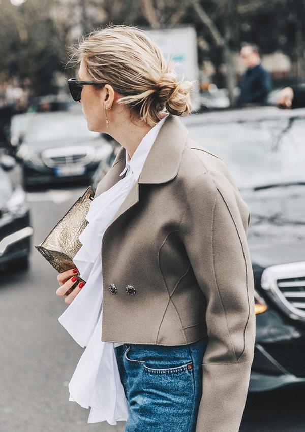 #5: Cropped Jacket