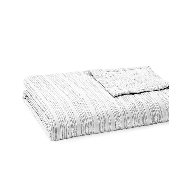 Kelly Wearstler Canyon Matelassé Coverlet Full/Queen