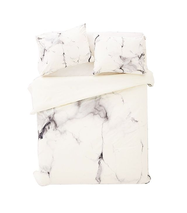 Urban Outfitters Marble Duvet Cover