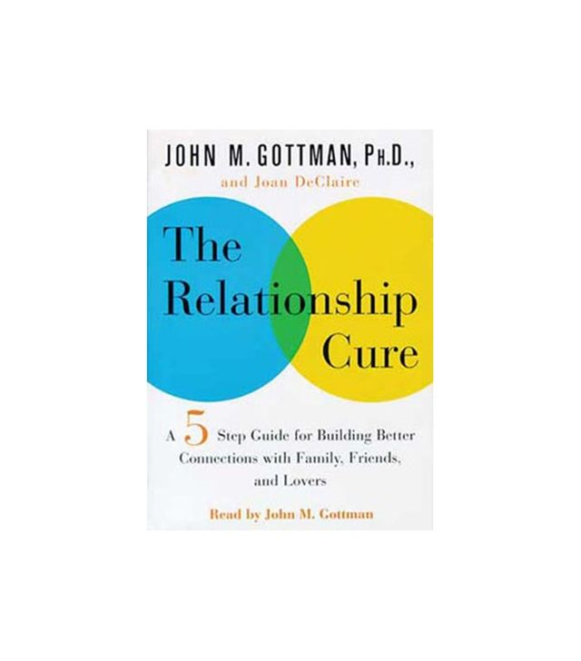 The Relationship Cure by John Gottman