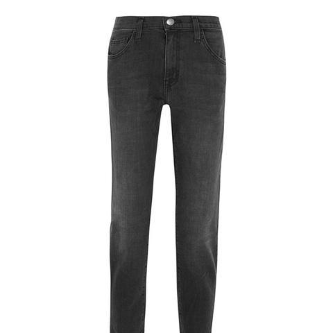 The Fling Faded Mid-Rise Boyfriend Jeans