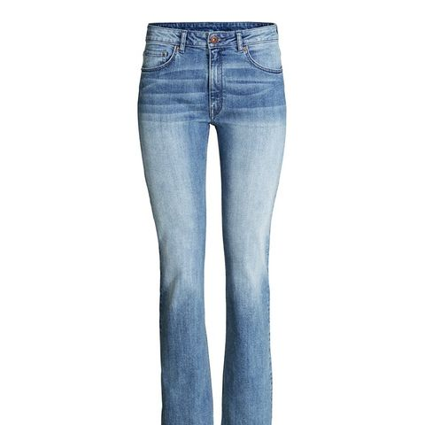 Flared Regular Jeans