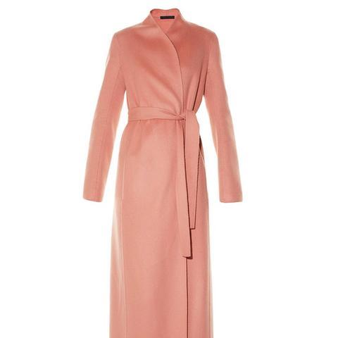 Talaton Long Wool Coat