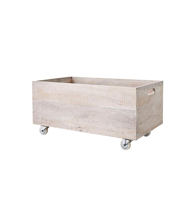 Serena & Lily Rolling Storage Crates