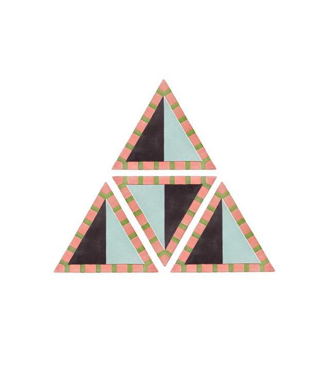 Kinder Ground Large Triangle Rug